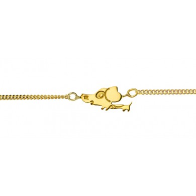 Claire Naa Armband für Kinder in Gold