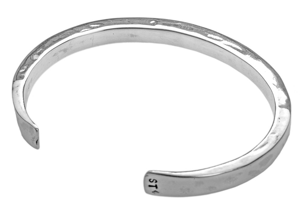 Silber armband mann gravur