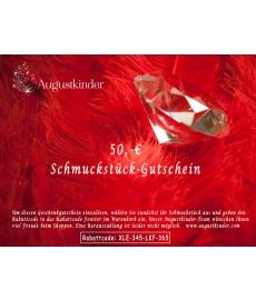 Geschenkgutschein Augustkinder für 50 Euro