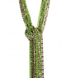 Appartement á Louer Halskette mit Schleife in Gruen