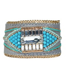 Buba London Armband in Grau bei Augustkinder