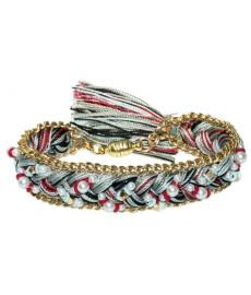 Armband aus Seide von Buba London