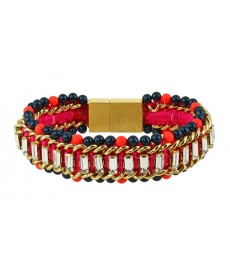 Buba London Armband in Rot