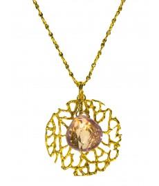 Halskette mit Topas von Catherine Weitzman