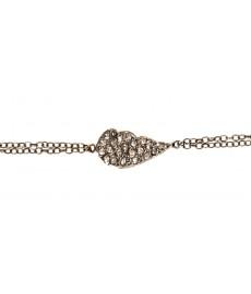 Engelsfluegel als Armband in Silber und mit Diamanten von Chan Luu