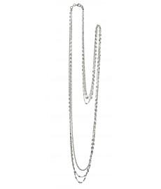 Lange Halskette mit drei Strängen von Augustkinder