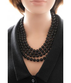 Black-Gold Collier
