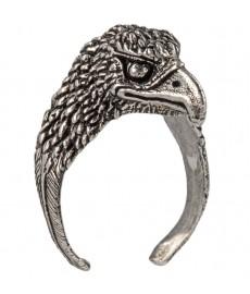 Adler Ring in Silber aus Paris