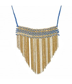 Marie Laure Chamorel Halskette mit Gold