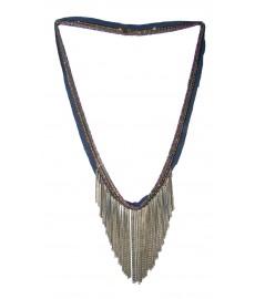 Marie Laure Chamorel Halskette mit Fransen