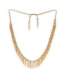 Marie Laure Chamorel Halskette in Gold