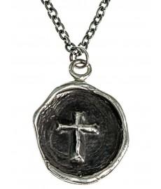Kreuzkette Silber von Pyrrha