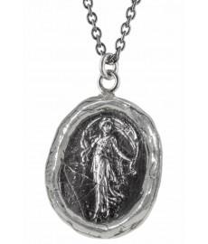Festive Spirit Talisman Halskette von Pyrrha