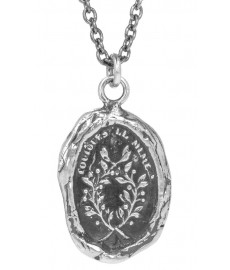 Integrity Talisman Necklace von Pyrrha