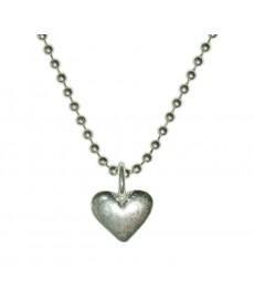 Halskette mit Herz-Anhaenger von Catherine Weitzman