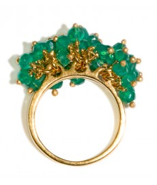Ring mit Gold von Catherine Weitzman