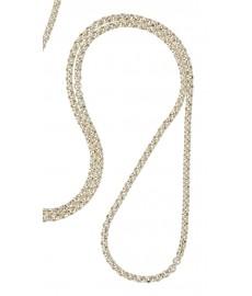 Gliederkette in Silber von Chilango
