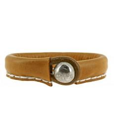 Numero3 Armband aus Leder für Augustkinder.com
